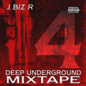 DEEP UNDERGROUND MIXTAPE VOL. 4 (cover)