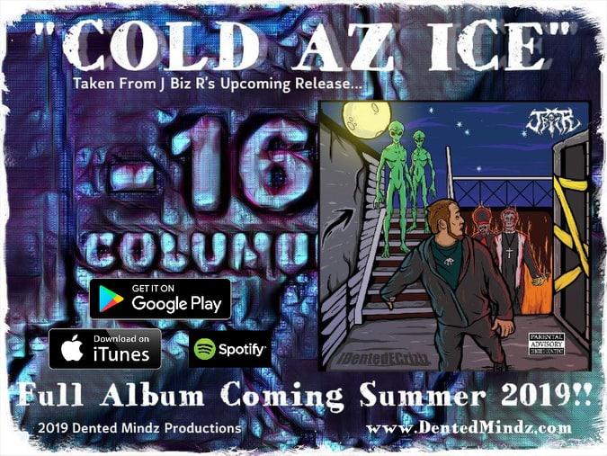 Cold Az Ice promo3