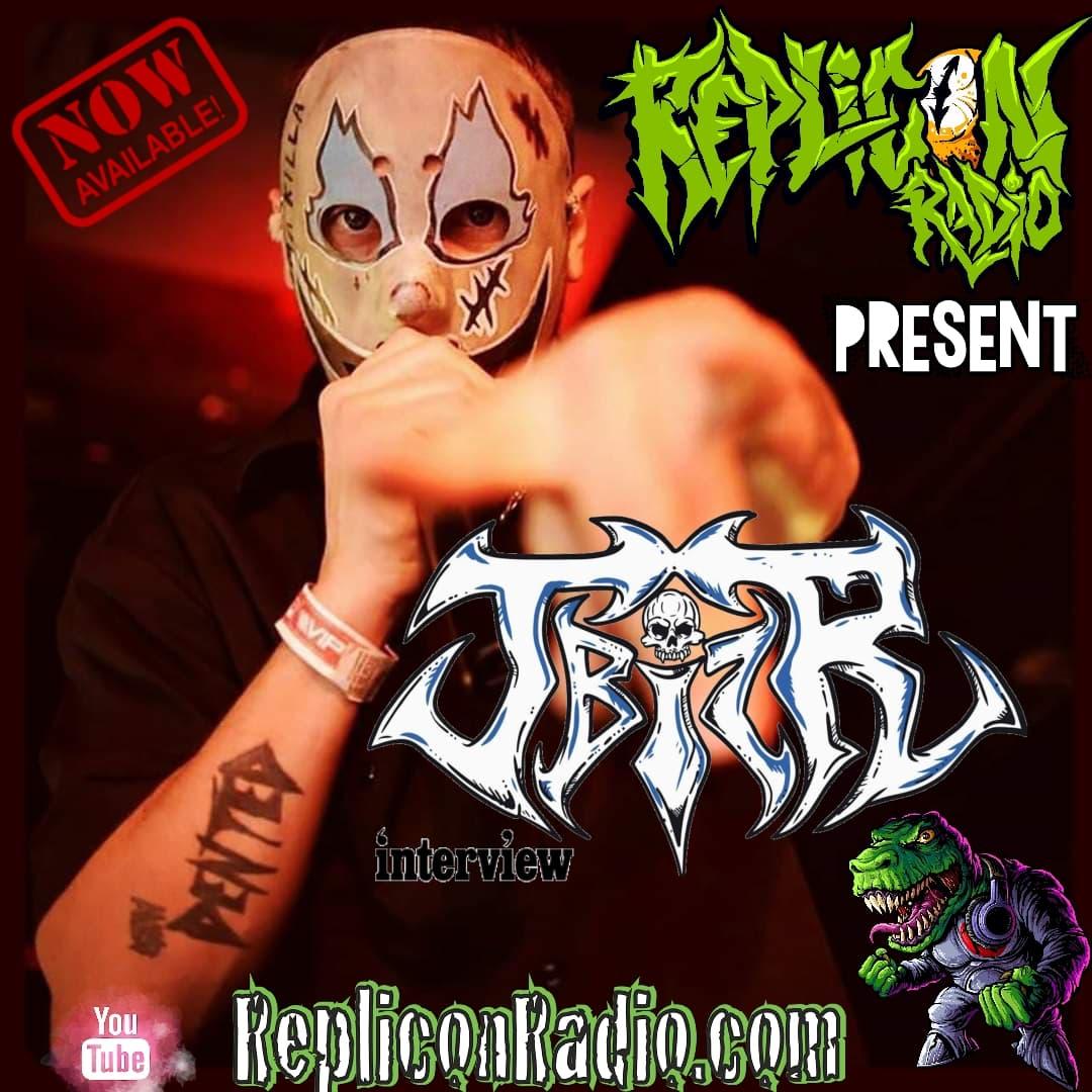 Rep Radio J Biz R Interview flyer