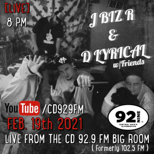 HipHop Tribute Show 92.9 FEB 19th